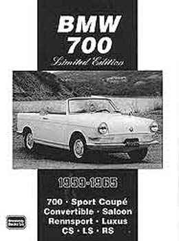 BMW 700 Limited Edition 59-65