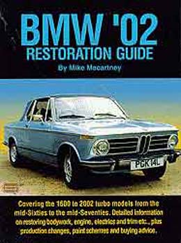 BMW 2002 Restoration Guide