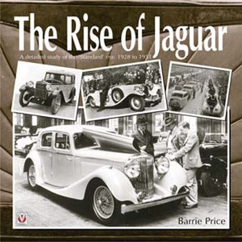 Rise Of Jaguar 1928-51, The