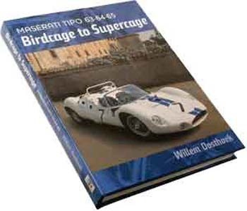 Birdcage To Supercage Maserati