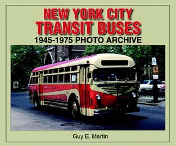 NYC Transit Buses 1945-75 PA