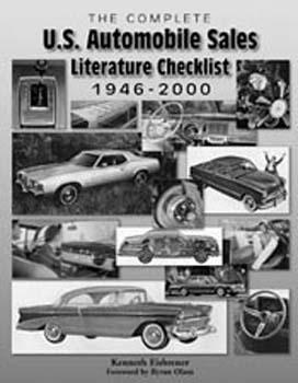 Complete US Auto Literature CK