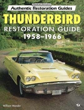 Thunderbird Restoration '58-66