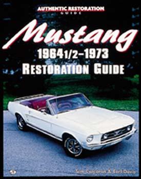 Mustang 1964 1/2-73 Restor GDE