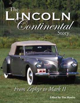 Lincoln Continental Story