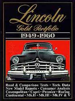 Lincoln Gold Portfolio 1949-60
