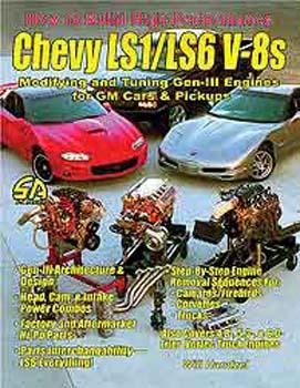 H/T Hi-Perf Chevy LS1/LS6 V8