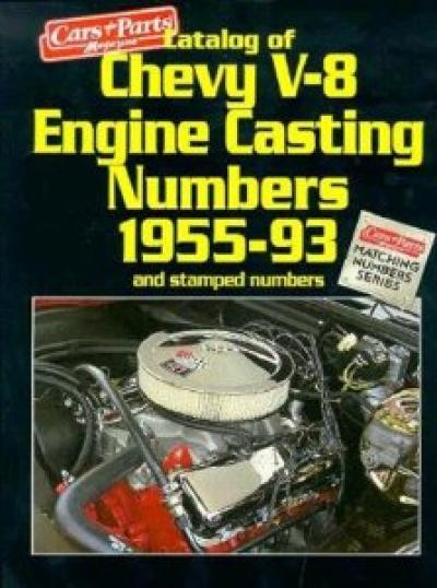 Cat Chev V8 Eng Cast #s 55-93
