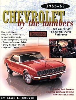 Chevy By The Numbers 65-69
