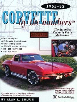 Corvette By The Numbers 55-82
