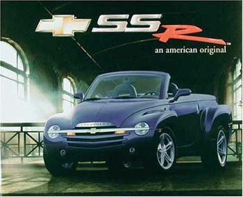 Chevy SSR:An American Original