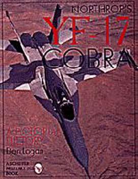 Northrops YF-17 Cobra; Pict Hi