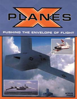 X-Planes Research Aircraft