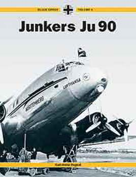 Black Cross Vol 3 Junkers 90