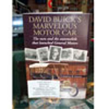 David Buick's Marv. Motorcar
