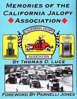 Memories of California Jalopy