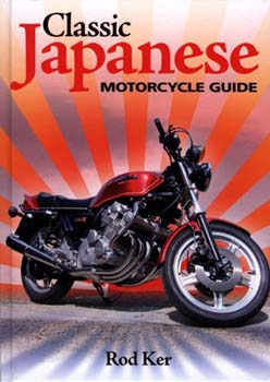Classic Japanese Motorcycle Guid