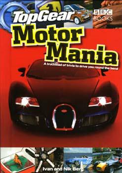 Top Gear: Motor Mania Trivia