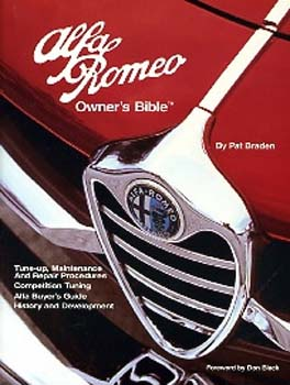 THE ALFA ROMEO OWNER'S BIBLE