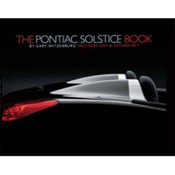 THE PONTIAC SOLSTICE BOOK