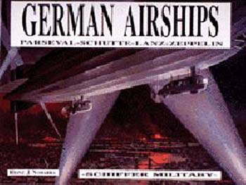 GERMAN AIRSHIPS