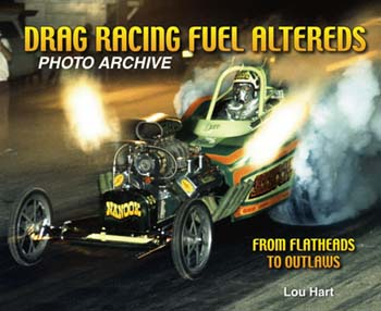 DRAG RACING FUEL ALTERDS PHOTO A