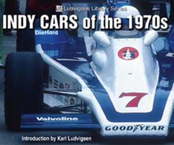 INDY CARS OF THE 70s