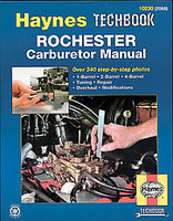 Haynes Rochester Carb Manual
