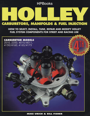 Holley Carburetors, Manifolds,