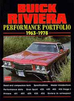 BUICK RIVIERA PERF. PORT.