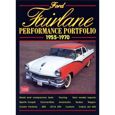 FORD FAIRLANE PORTFOLIO
