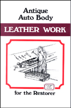 Leather Work For The Restorer