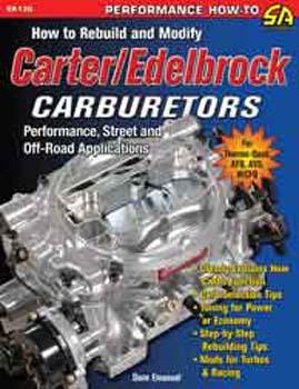 H/T REBUILD CARTER/EDELBROCK
