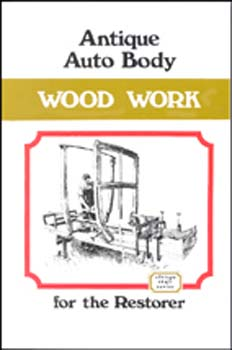Antique Auto Body Wood Work