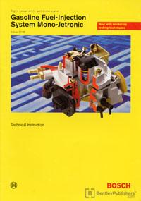 Bosch Gas EFI Mono Jetronic