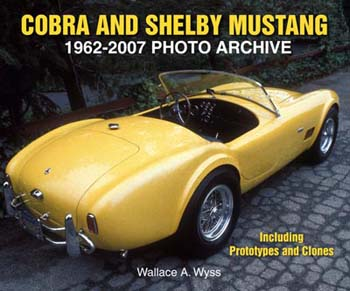 Cobra and Shelby Mustang Photo
