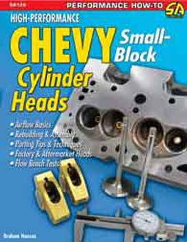 High Perf Chevy Sml Block Head