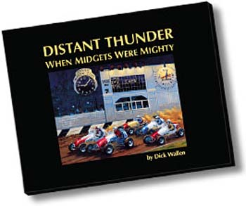 DISTANT THUNDER WHEN MIDGETS WER