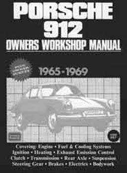 Porsche 912 Owners W/S Manual