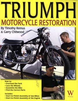 Triumph M/C Rest. Unit 650 Twi