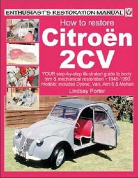 H/T Restore Citroen 2CV