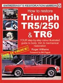 H/T Restore Triumph TR5/250