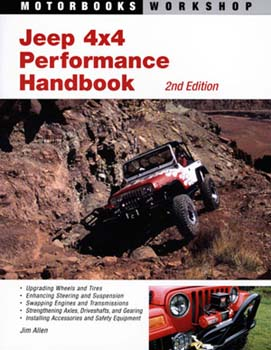 JEEP 4X4 PERFORMANCE HANDBOOK