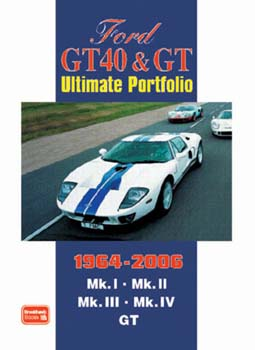 FORD GT40 & GT ULTIMATE PORTFO