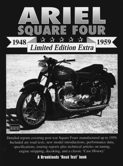 Ariel Square Four 1948-1959 Li