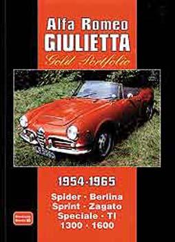 Alfa Romeo Giulietta Gold Port