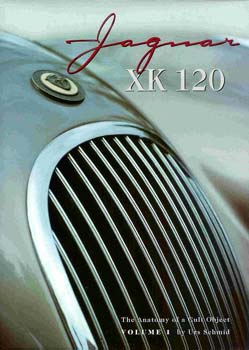 Jaguar XK 120: The Anatomy