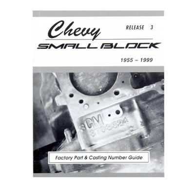 Chevy Small Block Casting #'s