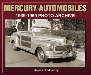 Mercury Automobiles 1939-1959