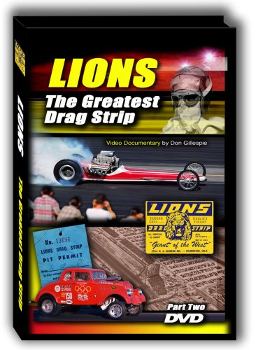 Lions Drag Strip Part 2